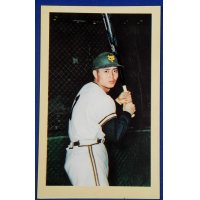 1964 Sadaharu Oh Baseball Photo Card Morinaga Top Star Card