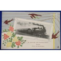 1930's Japanese Postcards of South Manchuria Railway Co., Ltd.