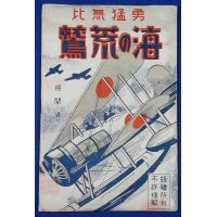 "1930's Japanese Navy Air Corps Postcards ""The Ferocious Sea Eagles"""